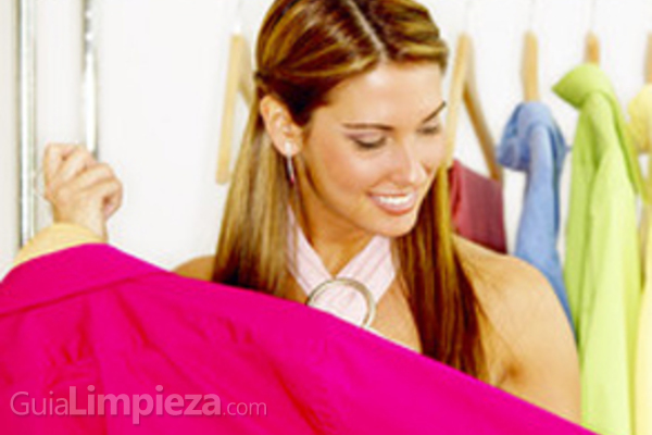 Limpia tu ropa de forma ecológica