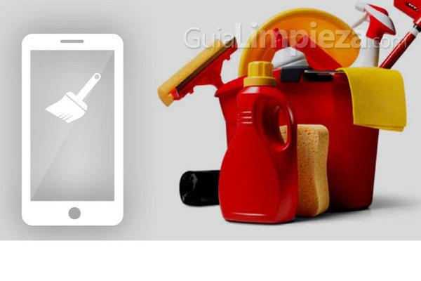 ¡Descarga ya la app gratuita de GuiaLimpieza.com!