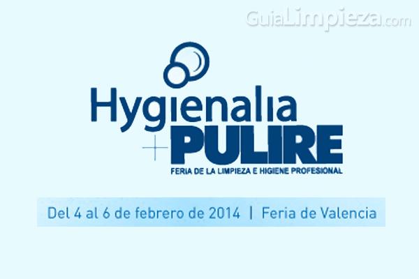 Hygienalia y Pulire mostrarán los avances del sector de la limpieza en Valencia