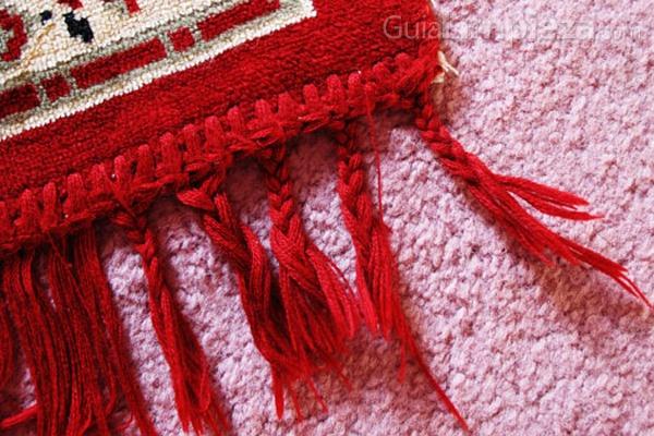 Una mancha en la alfombra, ¿cómo limpiarla?